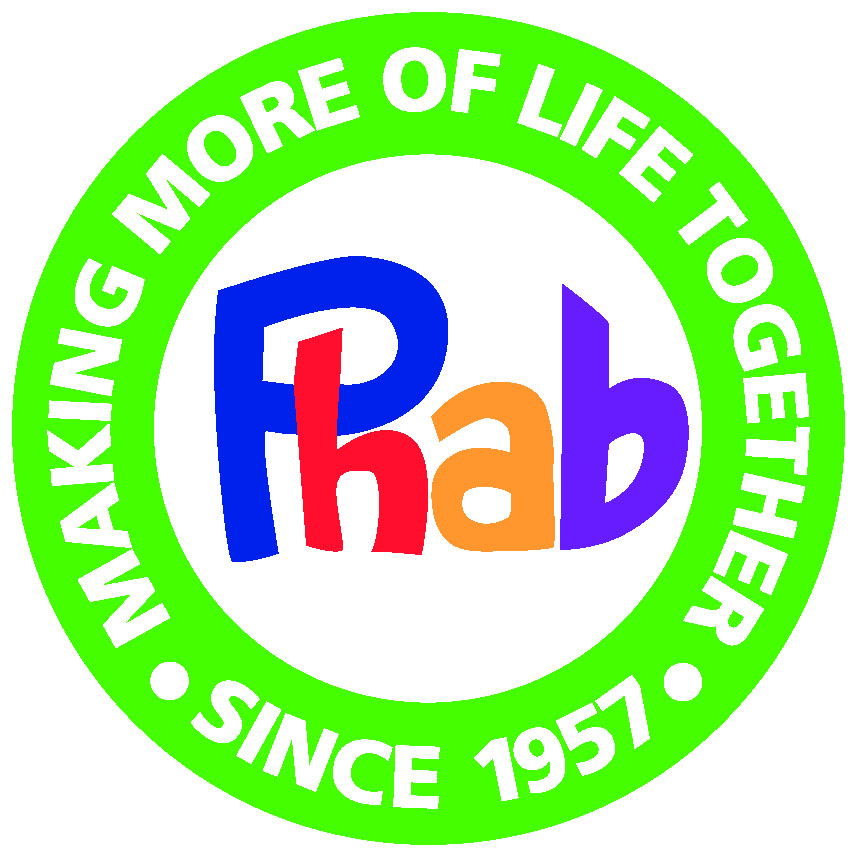 Coloured phab logo